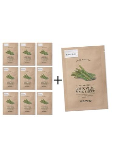 Skinfood Asparagus Sous Vide 10 lu Avantaj Paketi Renksiz